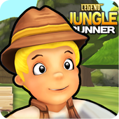 Legend Jungle Runner icon