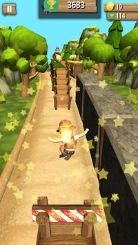 Legend Jungle Runner apk screenshot