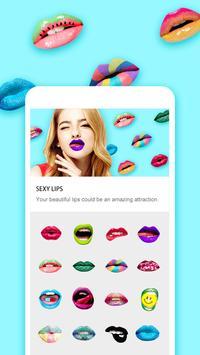 Sexy Lips PhotoWonder poster