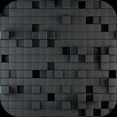 Black Wallpapers Lite icon
