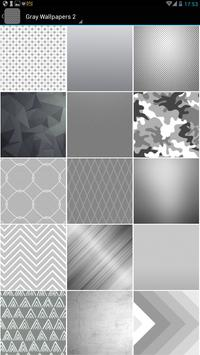 Gray Wallpapers Lite apk screenshot