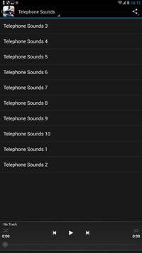 Telephone Sounds Lite apk screenshot