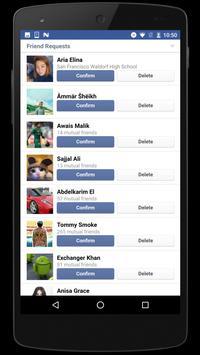 Lite For Facebook - Mini FB screenshot 5