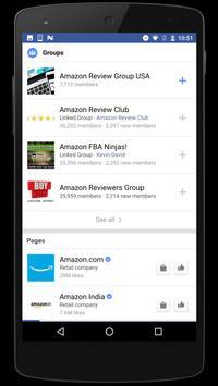 Lite For Facebook - Mini FB screenshot 6