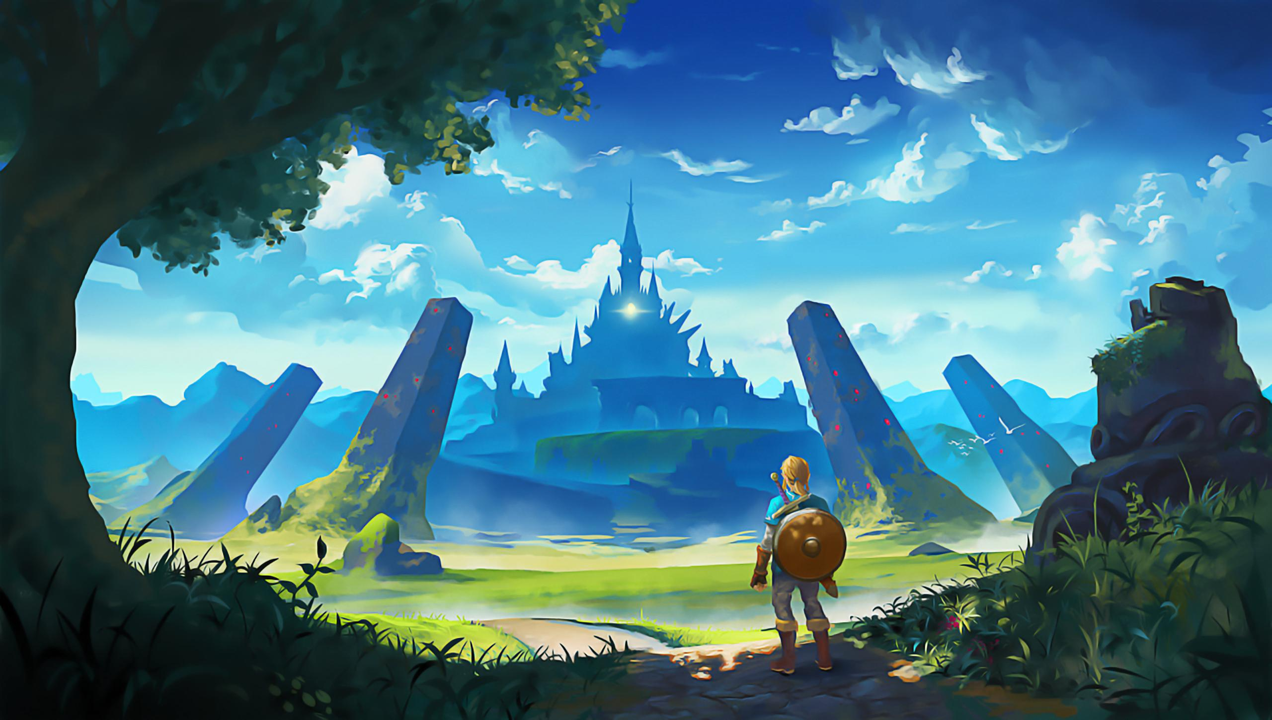 Legend Of Zelda Wallpaper For Android Apk Download