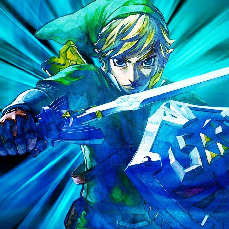 Legend Of Zelda Wallpaper Für Android Apk Herunterladen