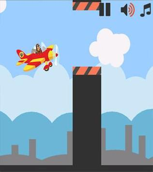 Flappy Pilot poster