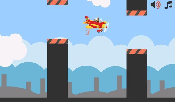 Flappy Pilot screenshot 1