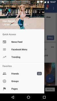 Social Messenger - Free Messages, Video, Chat,Text apk screenshot