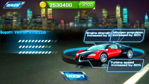 Racing shooting apk screenshot