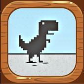 Dino T-Rex Adventure icon