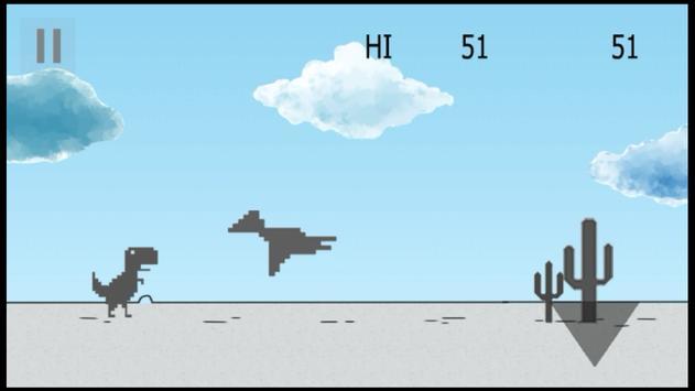 Dino T-Rex Adventure apk screenshot