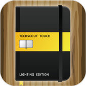TechScout Touch, Lighting icon