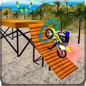 Motocross Beach Adventure icon