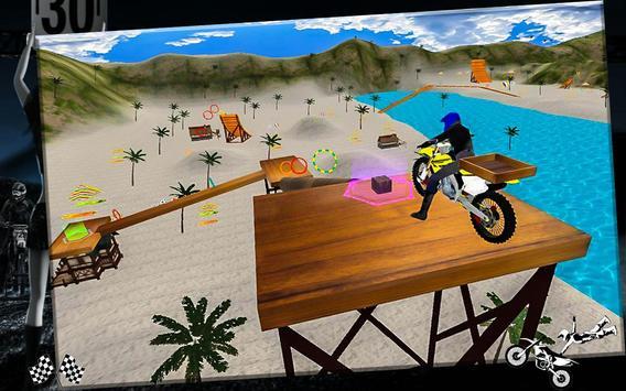 Motocross Beach Adventure apk screenshot