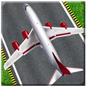 Real Airplane Parking Sim icon