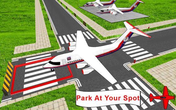 Real Airplane Parking Sim apk screenshot