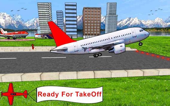 Real Airplane Parking Sim poster