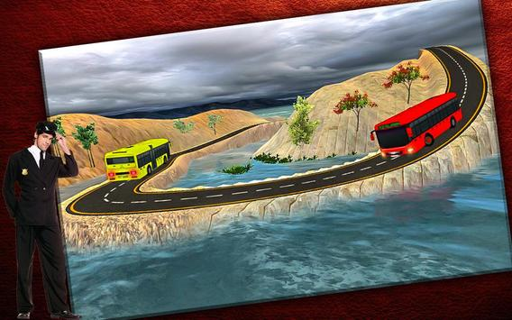 Bus Coach Simulator Driver poster