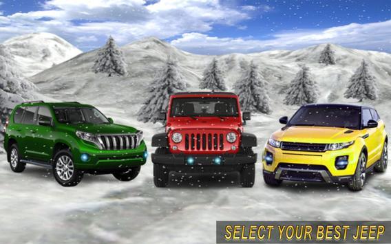 Real Cruiser Off-Road Snow apk screenshot