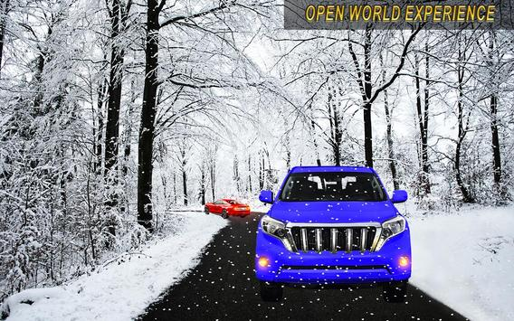 Real Cruiser Off-Road Snow poster
