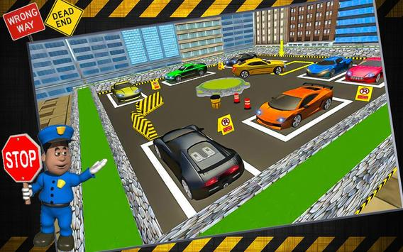 Extreme Car Parking Master: Best Car Parking 2018 apk screenshot