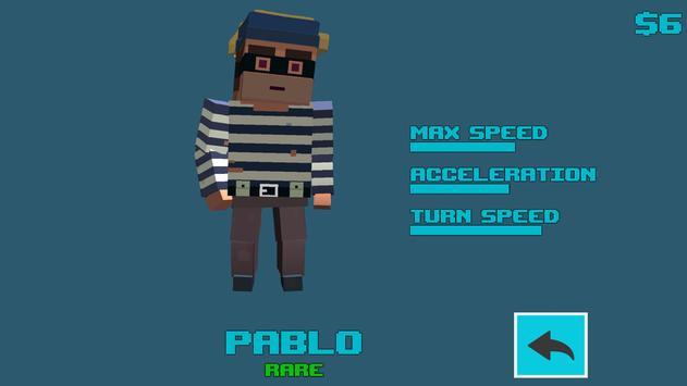 Run Pablo! - Cops and Robbers screenshot 4
