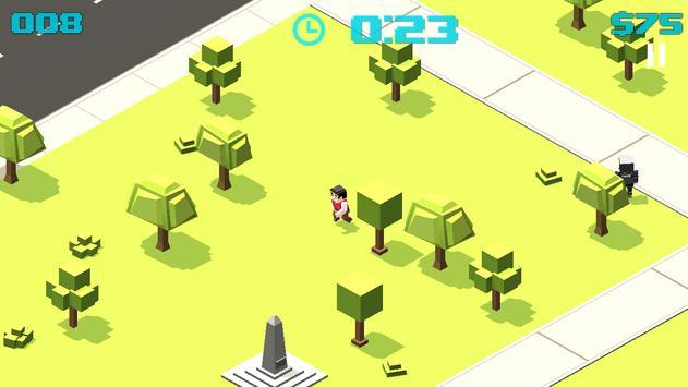 Run Pablo! - Cops and Robbers screenshot 14