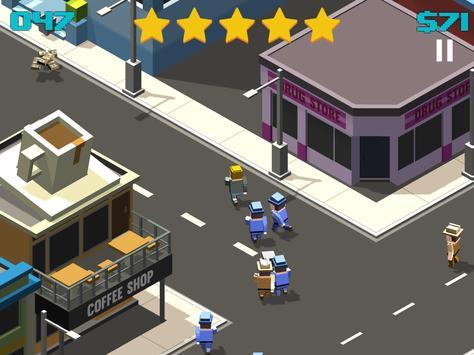Run Pablo! - Cops and Robbers screenshot 1