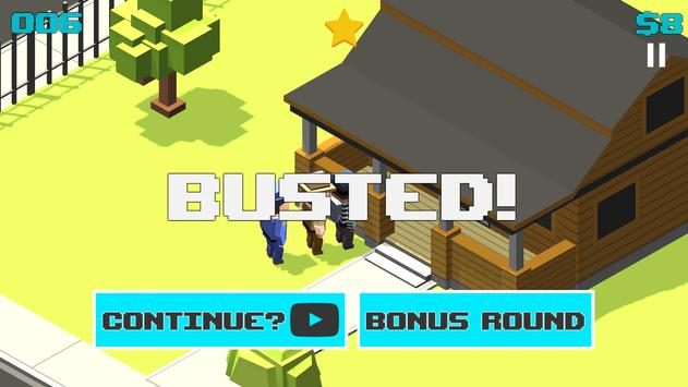 Run Pablo! - Cops and Robbers screenshot 2