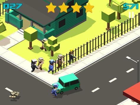 Run Pablo! - Cops and Robbers screenshot 3
