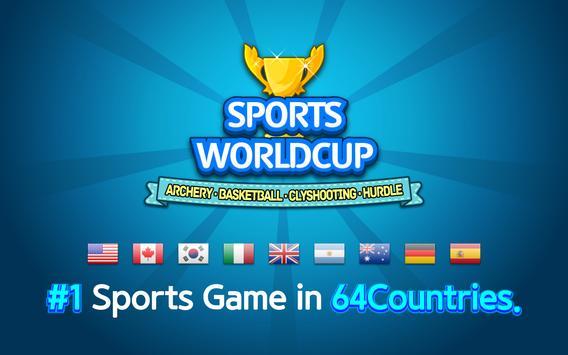 SportsWorldCup apk screenshot