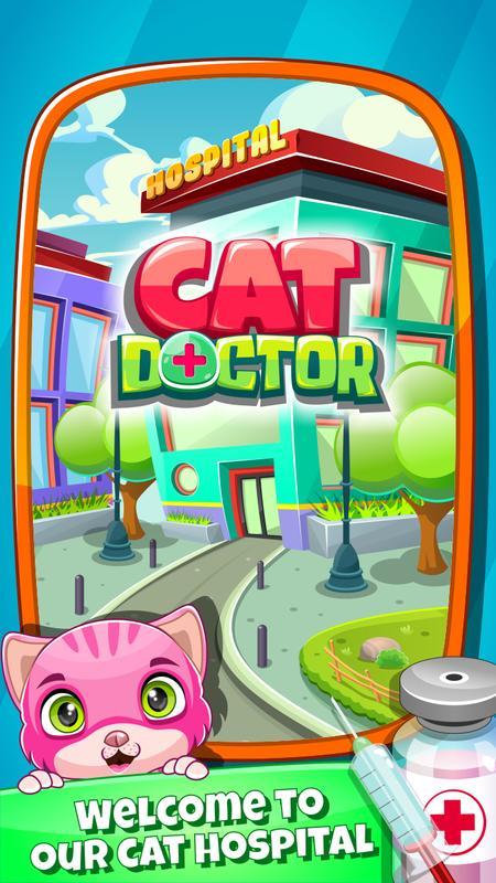 Permainan Dokter Untuk Kucing for Android - APK Download 2662ab901a