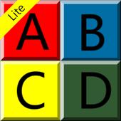 Same Game ABCD icon