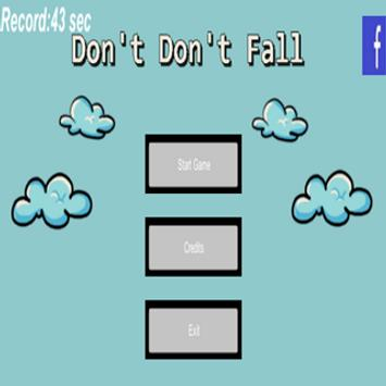 Don't Don't Fall apk screenshot