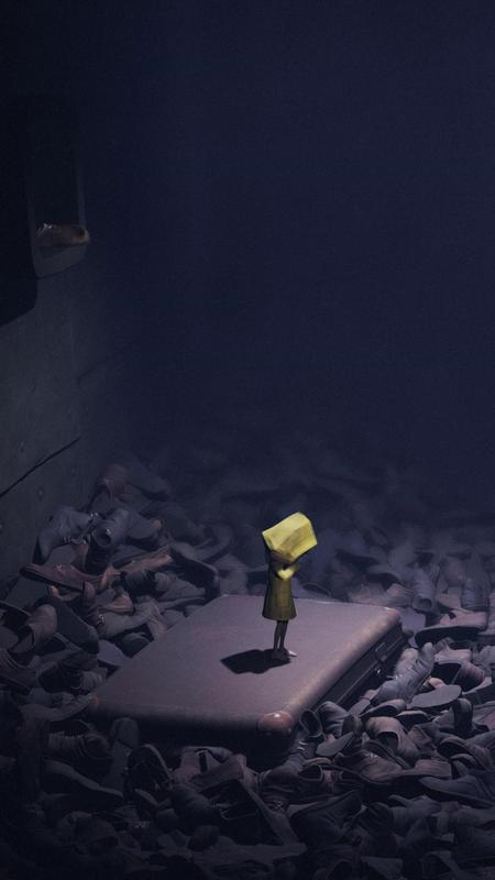 Little Nightmares Wallpaper For Android Apk Download
