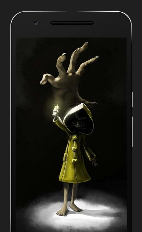 Little nightmares wallpapers fan art for android apk - Fan wallpaper download ...