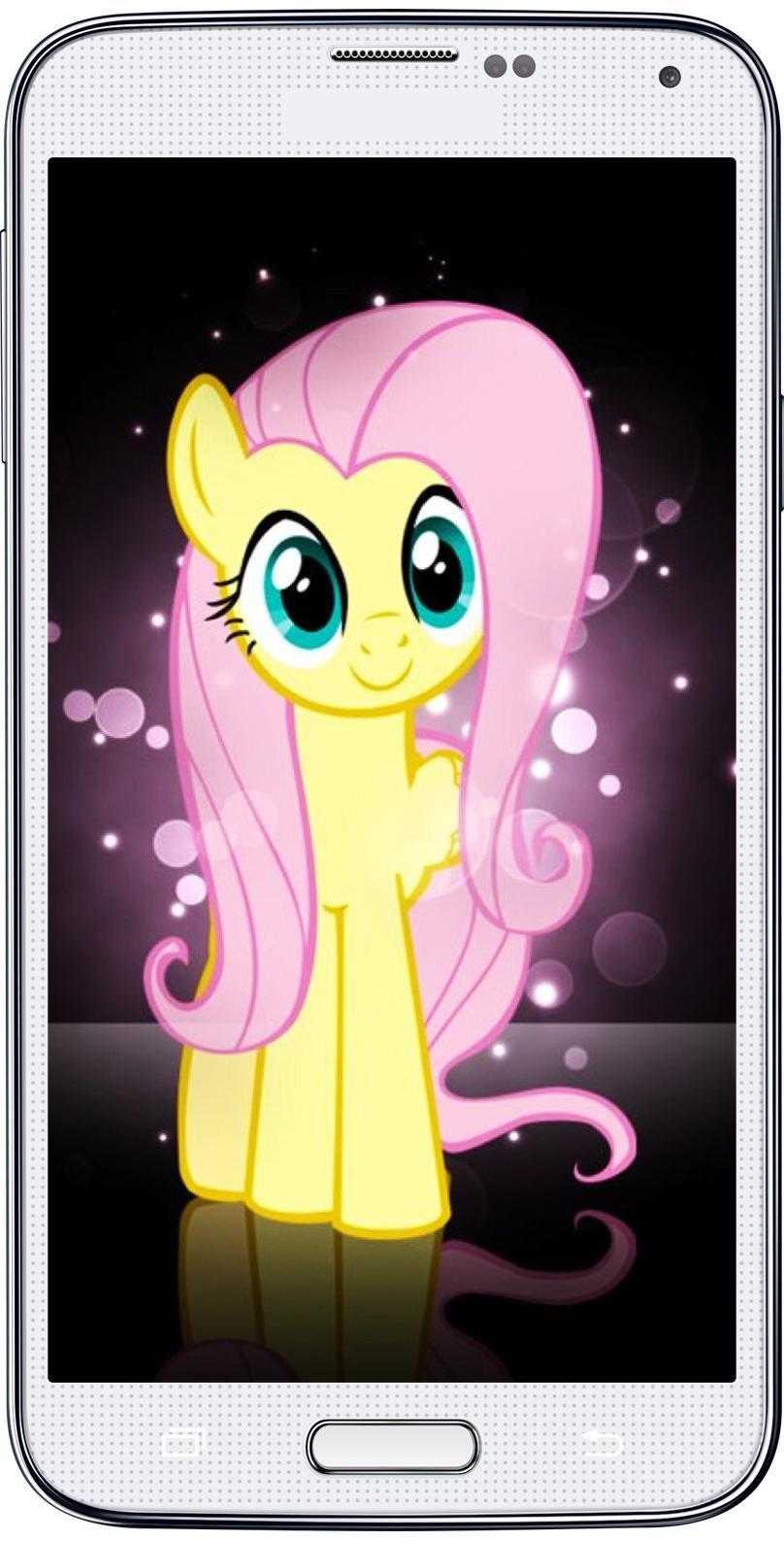 Hd Fluttershy My Little Pony Wallpapers For Android Apk Download