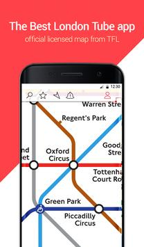 LONDON SMART TUBE-Underground poster
