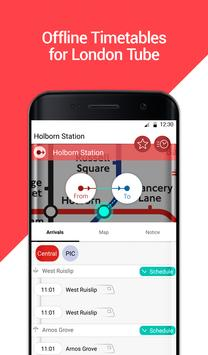LONDON SMART TUBE-Underground screenshot 2