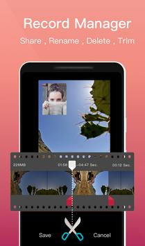 Ez Screen Recorder (no ad) apk screenshot