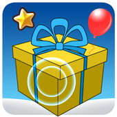 Clicker Games Christmas Gift icon