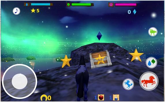 Horse Simulator game animal riding horse adventure screenshot 13
