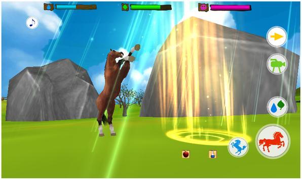 Horse Simulator game animal riding horse adventure screenshot 2