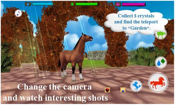Horse Simulator game animal riding horse adventure screenshot 4