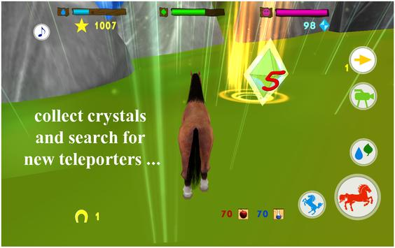 Horse Simulator game animal riding horse adventure screenshot 9