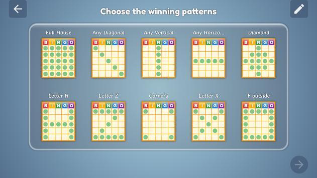 Bingo Set screenshot 1