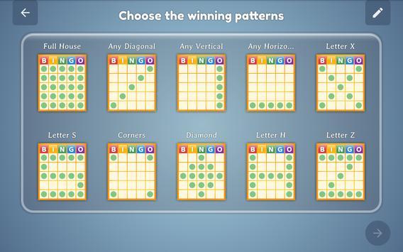 Bingo Set screenshot 9