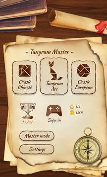 Tangram Master poster