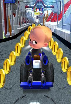 Baby Little Boss Races apk screenshot